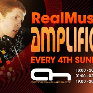Andrew Parsons - RealMusic AMPlified 006 02-27-2011