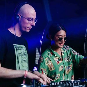 2019-07-19 - Peggy Gou b2b Palms Trax @ Sónar Festival, Barcelona