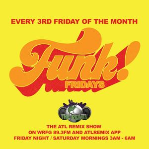 Funk Fridays Demo Mix for the Remix Show