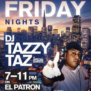 """DJ Tazzy Taz """"En La Mezcla"""" (Banda/Cumbia/Salsa Mix) 3-17-2017"""