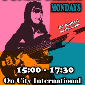 Funky Fresh Radio Show, Monday 10-12-12 With DJ Radical on City International 106.1 FM, Thessaloniki