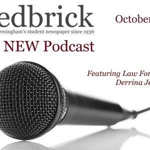 Redbrick Podcast - 31st October 2011