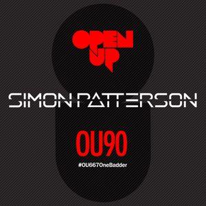 Simon Patterson - Open Up - 090