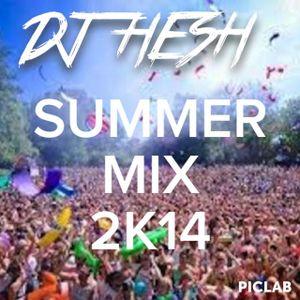 SUMMER 2K14 MIX