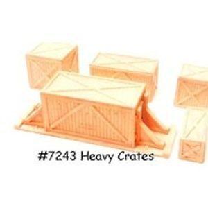 Heavy Crates