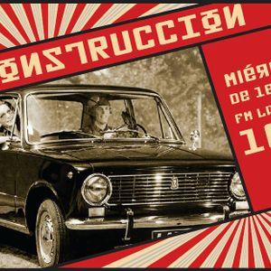 En Construcción 7/09 - Cine - Nico Vilela - Mercado Popular Patria Grande - Agendadelosdeabajo