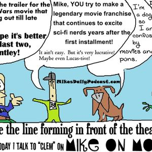 MIKEs DAILY PODCAST 788 the Comedy show!