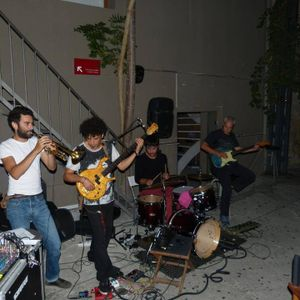 Jazz Voodoo live @ Taf Foundation Athens part 2