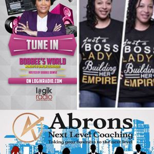 Bobbee's World With Guest Dr. Irene Tilman Abrons (5/21)