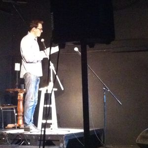 """Lilah Kemp Reading Series: """"Back to Save the Universe"""" (Fiction & Poetry)"""