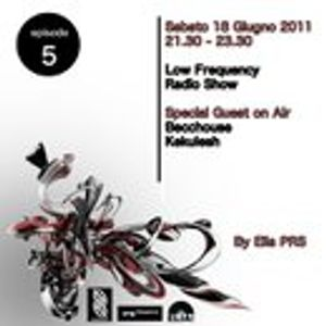 DIEGO BECCARIS @ LOW FREQUENCY SHOW EPISODE 5 PART 1