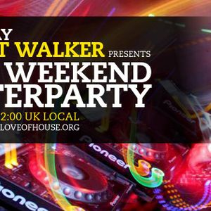 Weekend after party 19th December 2016