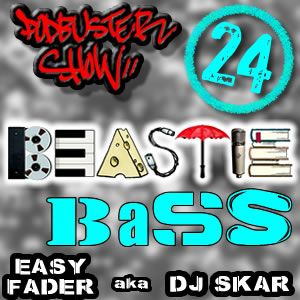 DJ SKAR podbuster show 24 - beastie bass