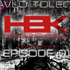 HandBrake Podcast Episode 01 mixed by Pavlo Toledo