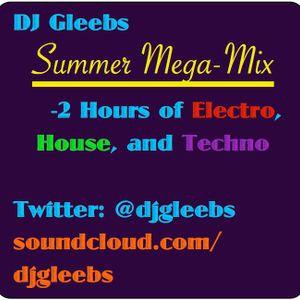 DJ Gleebs Summer Mega-Mix