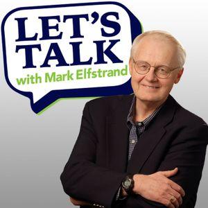 Mark Interviews Dr. Tony Evans - November 1, 2016