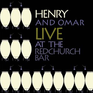 Henry with Percussive Pete LIVE at the Redchurch Bar