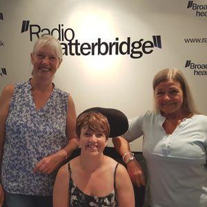 Hoylake Calendar Girls Lynsey Williams, Debra Armitage and Liz Armitage talk to Radio Clatterbridge