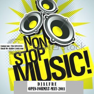 Dj Alfre - Open Format May 2011
