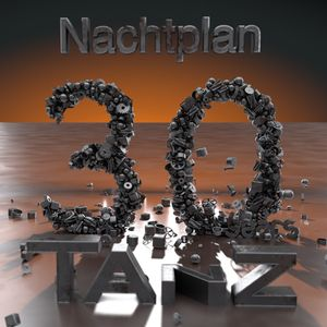 DJ Led Manville - Nachtplan Tanz Vol.30 (2017)