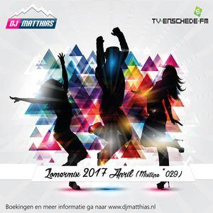 Zomermix April 2017 (Mixtape #029)