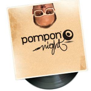 Pompon Night @ Radio Roxy feat. Syrena Express & Bumi Phillips (2012.01.24)