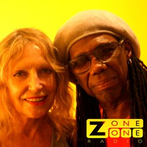 #LondonArts with Jenny Runacre - Nile Rodgers -- @z1radio