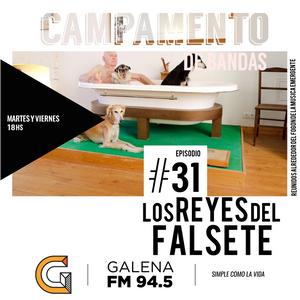 Campamento de Bandas #31 - Los Reyes del Falsete