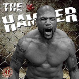 The Hammer MMA Radio - Episode 42
