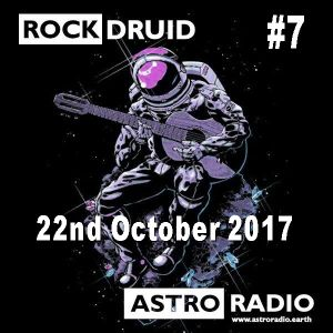 The Rock Druid #7 - 22nd October 2017