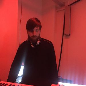 Andy Dufter's spontaneous set (in the beginning with DJ M.)