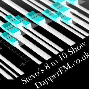Stevo's 8 - 10 Show November 2015