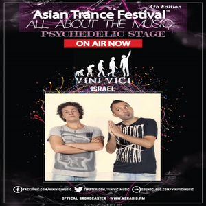 Vini Vici - Asian Trance Festival 4th Edition 27th November