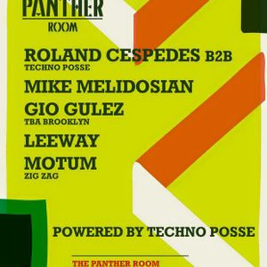 Episode 13 Live From The Panther Room at Output Bk B2B w/ Roland Cespedes
