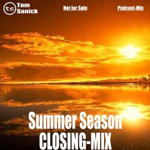 Summer Season Closing Mix 2010