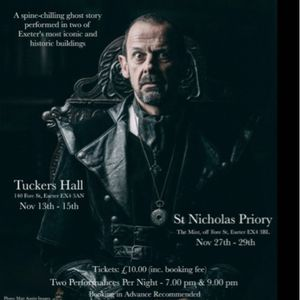 One For Sorrow Promo Exeter St Nicholas Priory November 27th - 29th  2018