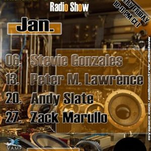 Peter M. Lawrence – Audio Control Radio Show – Guest Mix (2012-01-13)