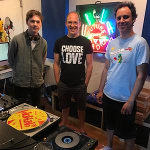 Daphni, Four Tet and Ben UFO DJ Set @ Dublab Studio