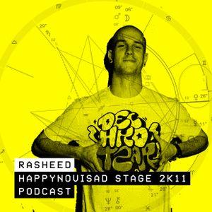 Podcast #2 - Rasheed