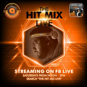 TheHitMixLIVE EP 11 with GFACTORYLIVE on MYLIMERADIO.com