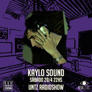 Untz Radioshow 2019 - Kaylo Sound