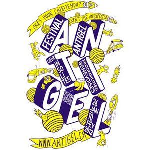 Présentation du Festival Antigel Interview d'Eric Linder, directeur artistique