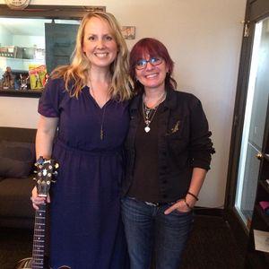 Mary Bragg Live with Gina Frary Bacon on WXNA!
