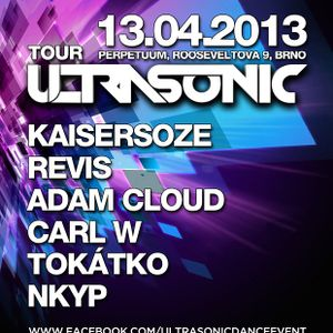 Kaisersoze.Ultrasonic.Perpetuum.Brno.13.4.2013