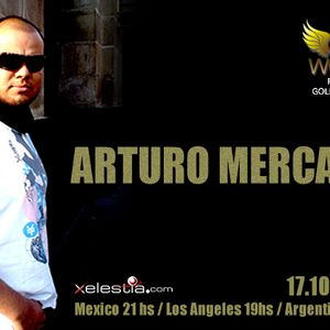 Arturo Mercado @ Resident ::: Golden Wings ::: 17/10/11 ::: www.xelestia.com
