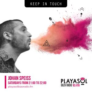 18.05.19 KEEP IN TOUCH - Johan Speiss