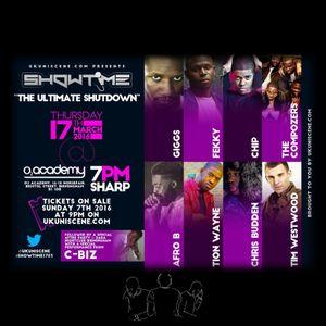 #Showtime1703 PROMO MIX: Garage & Grime (@MrVI_)