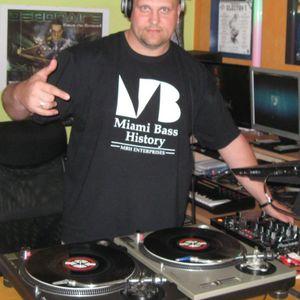 E Rocker - Miami Bass History Europe Radio Show on GlobalFunkRadio.com (11 May 2012)