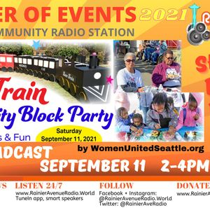 Live on location from Skyway Love Train Community Block Party
