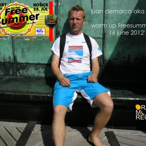 Juan Demarco Warm ip Freesummer 2012'